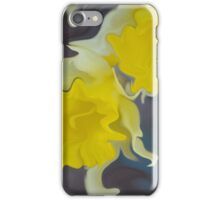 Daffodil Art iPhone Case/Skin