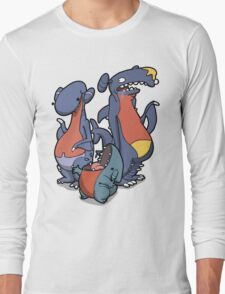 Torpedo Sharks! Long Sleeve T-Shirt