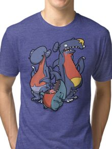 Torpedo Sharks! Tri-blend T-Shirt