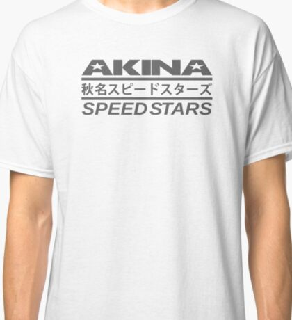 Akina Speed Stars Classic T-Shirt
