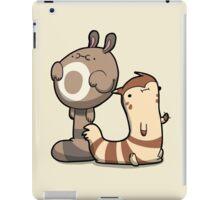 Furry Ferrets iPad Case/Skin