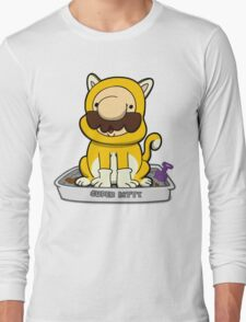 Super Meowrio! Long Sleeve T-Shirt