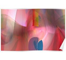 Abstract composition 48 Poster