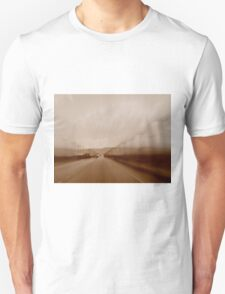 Just Another Long Road Unisex T-Shirt
