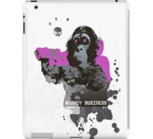 Monkey business! iPad Case/Skin