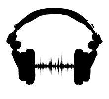 Music is Life Photographic Print
