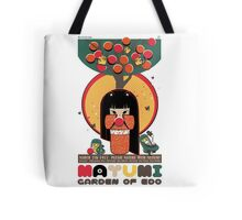 Garden Of Edo Tote Bag