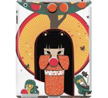 Garden Of Edo iPad Case/Skin