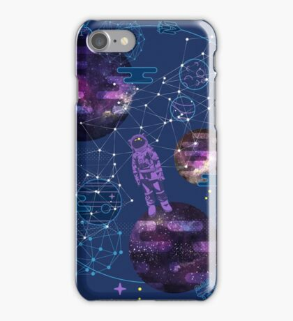 Astronaut Lost in Space iPhone Case/Skin