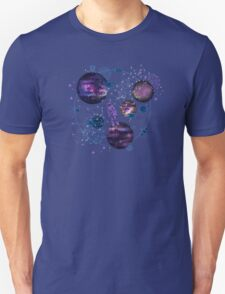Astronaut Lost in Space Unisex T-Shirt
