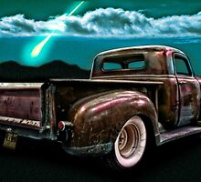 52 Rat Truck El Borracho and the Midnight Wish by ChasSinklier