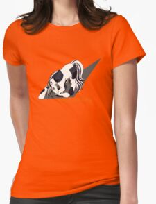Bullet the Solider pony Womens Fitted T-Shirt
