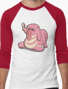 Number 108 Men's Baseball ¾ T-Shirt