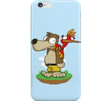 Banjer & Kazooper! iPhone Case/Skin