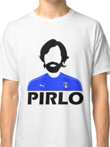 Pirlo Abstract Classic T-Shirt