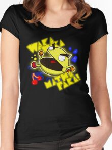 Waka Waka... Women's Fitted Scoop T-Shirt