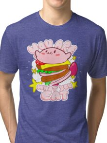 You are what you eat! Tri-blend T-Shirt