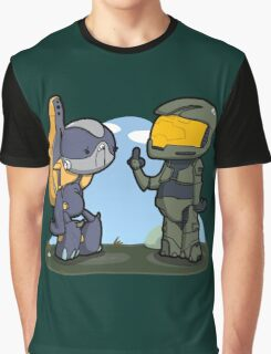Poor missunderstood grunt... Graphic T-Shirt