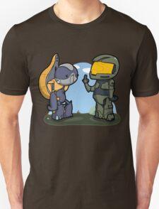 Poor missunderstood grunt... T-Shirt