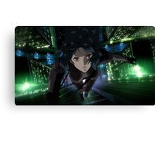 ghost in the shell Canvas Print