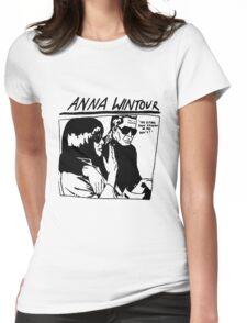STYLESTALKER SONIC WINTOUR Womens Fitted T-Shirt