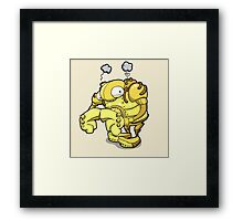 Exterminate... Please...? Framed Print