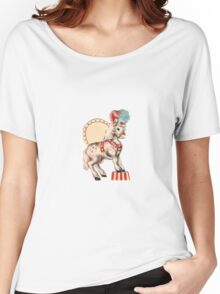 VINTAGE PONY Women's Relaxed Fit T-Shirt