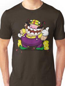 Greedy loveable fatso! Unisex T-Shirt