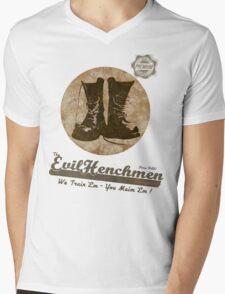 The Evil Henchmen Company Mens V-Neck T-Shirt