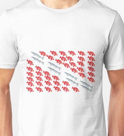 dive flag fish Unisex T-Shirt