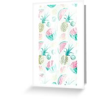 Fruit galore Greeting Card