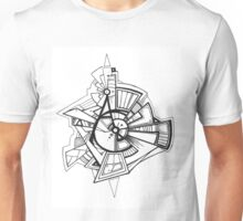 ACE Freehand Mandala-esque design Unisex T-Shirt
