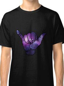Galaxy Shaka Classic T-Shirt