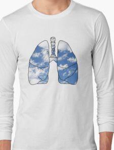 Breath in the Sky Long Sleeve T-Shirt