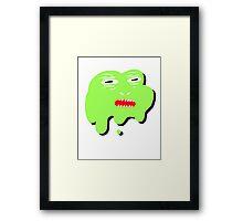 Pepe Framed Print