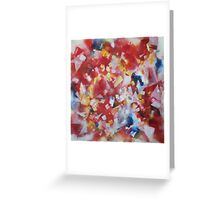 Dance of the Lights Greeting Card