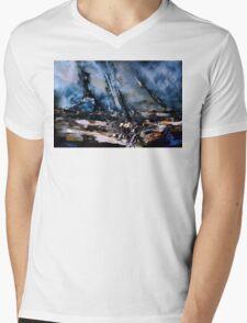 Forces of Nature Mens V-Neck T-Shirt