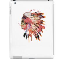 Indie skull iPad Case/Skin