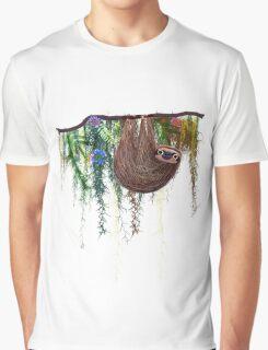 That Sloth Graphic T-Shirt
