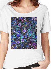 Blue Garden Women's Relaxed Fit T-Shirt
