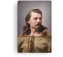 Young Buffalo Bill Canvas Print