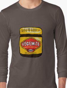 Vegemite- Australia Long Sleeve T-Shirt