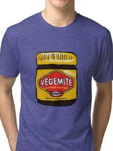 Vegemite- Australia Tri-blend T-Shirt