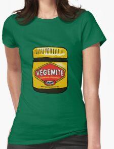 Vegemite- Australia Womens Fitted T-Shirt