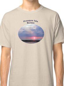 Pink Skies Classic T-Shirt