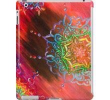 mendhi (bright) iPad Case/Skin
