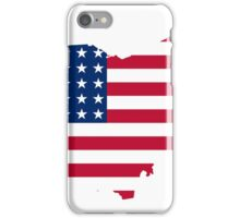 Patriotic Ohio iPhone Case/Skin