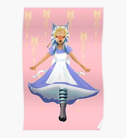 Ahsoka in Wonderland Poster