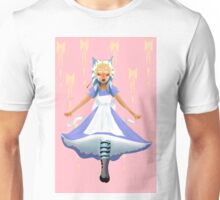 Ahsoka in Wonderland Unisex T-Shirt