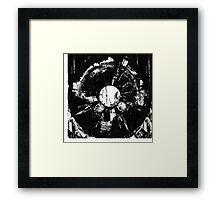 BW 005 Framed Print
